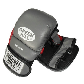 Фото 1 к товару Перчатки для ММА Green Hill MMA-0035