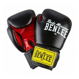 Перчатки боксерские Benlee Fighter черно-красные
