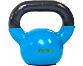 Фото 1 к товару Гиря 7.5 кг Reebok синяя