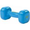 Гантель виниловая Reebok 4 кг синяя - фото 1