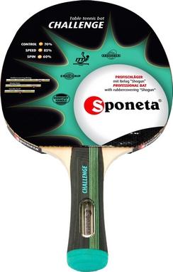 Ракетка для настольного тенниса Sponeta Challenge*****