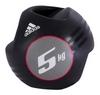 Медбол Adidas 5 кг черный - фото 1