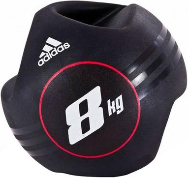 Медбол Adidas 8 кг черный