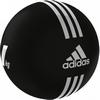 Медбол 21.6 см 1 кг Adidas черный - фото 1