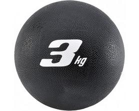 Медбол 21.6 см 3 кг Adidas черный