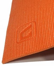 Фото 2 к товару Коврик для йоги Live Up PVC Yoga Mat With Print 6 мм orange