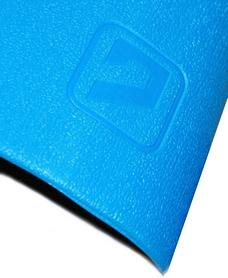 Фото 2 к товару Коврик для пилатеса Live Up Pilate Mat 6 мм blue