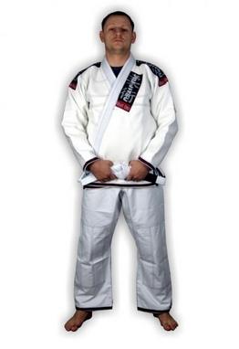 Кимоно для бразильского джиу-джитсу Muri Oto 0330 белое