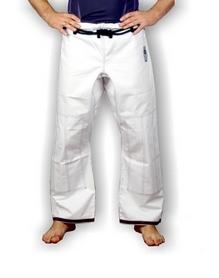 Фото 4 к товару Кимоно для бразильского джиу-джитсу Muri Oto 0330 белое
