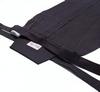 Хакама смесовая Muri Oto 1060 черная - фото 1