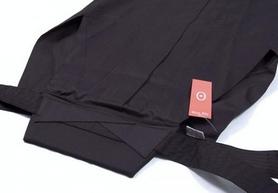 Фото 3 к товару Хакама смесовая Muri Oto 1060 черная