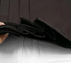Фото 4 к товару Хакама полиэстеровая Muri Oto 1065 черная