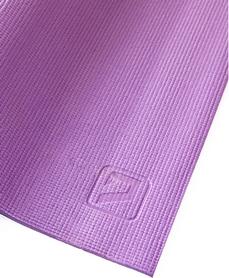 Фото 2 к товару Коврик для йоги Live Up PVC Yoga Mat 4 мм фиолетовый