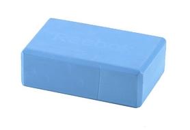 Фото 1 к товару Йога-блок Reebok голубой