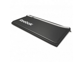 Коврик для фитнеса Reebok черный 16 мм