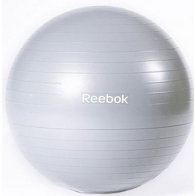 Мяч для фитнеса (фитбол) 65 см Reebok серый