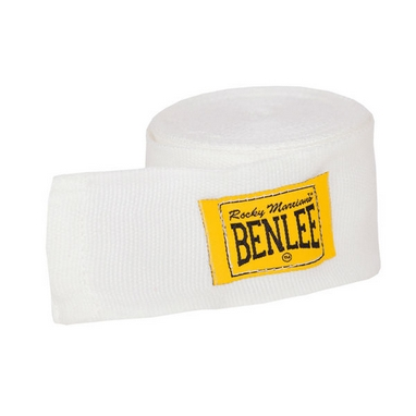 Бинты Benlee Elastic белые (3 м)