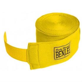 Фото 1 к товару Бинты Benlee Elastic желтые (3 м)