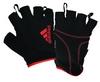 Перчатки для фитнеса Adidas Black ADGB-12321RD - фото 1