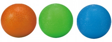 Эспандер кистевой Live Up Grip Ball (3 шт.)