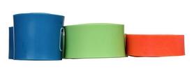 Фото 4 к товару Тренажер - резиновая петля Live Up Latex Loop 2,08 м зеленый