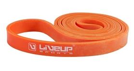 Тренажер - резиновая петля Live Up Latex Loop 2,08 м оранжевый