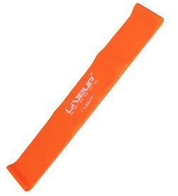 Тренажер - резиновая петля Live Up Latex Loop 50 cм оранжевый