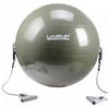 Мяч для фитнеса (фитбол) 65 см Live Up с эпандером - фото 1