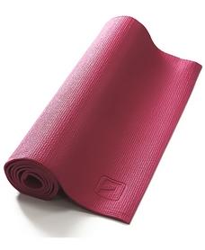 Коврик для йоги Live Up PVC Yoga Mat 4 мм розовый