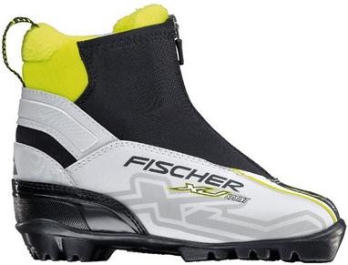 Ботинки для беговых лыж детские Fischer 12 XJ Sprint