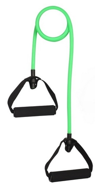 Эспандер Live Up Tonning Tube M green