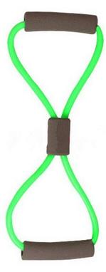Эспандер Восьмерка Live Up Soft Expander M green