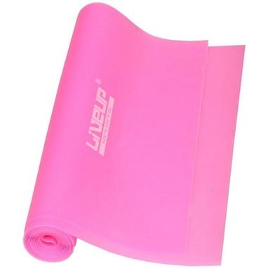 Лента для пилатеса Live Up TPE Band L pink