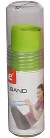 Фото 2 к товару Лента для пилатеса Live Up TPE Band M green