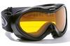 Маска горнолыжная Alpina Free black - фото 1