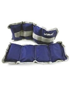 Утяжелители для рук LiveUp Wrist/Ankle Weight 2 шт по 1 кг