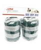 Утяжелители 2 шт по 2 кг LiveUp Wrist/Ankle Weight - фото 2