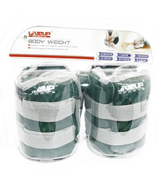 Фото 2 к товару Утяжелители для рук LiveUp Wrist/Ankle Weight 2 шт по 2 кг