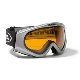 Фото 1 к товару  Маска горнолыжная Alpina Ethno silver