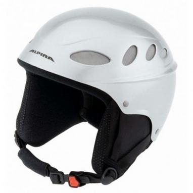 Шлем горнолыжный Alpina Ora silver