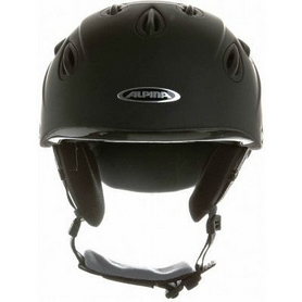 Фото 2 к товару Шлем горнолыжный Alpina Grap black