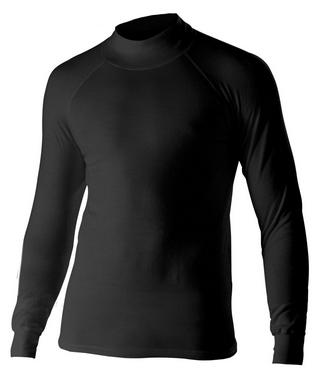Термореглан мужской Biotex Technotrans art.104CL-NE black