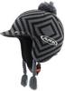 Шлем горнолыжный Alpina Beanie black/grey - фото 1