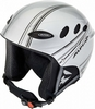 Шлем горнолыжный Alpina Lips Flex silver/black - фото 1