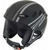 Шлем горнолыжный Alpina Lips Flex black/silver - фото 1