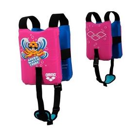 arena Жилет для плавания детский Arena Awt Swim Pad fuchsia 95243-98