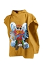 Полотенце детское Arena Ziggy Kids желтое - фото 1