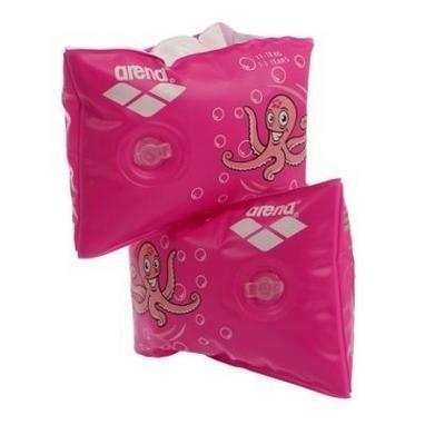 Нарукавники для плавания Arena Armband розовые