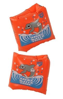 Нарукавники для плавания Roll-up Armband красные