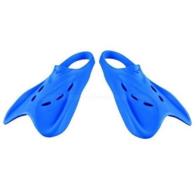 Фото 2 к товару Ласты c открытой пяткой Arena Tech Fim blue